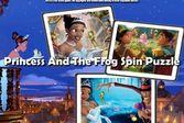 Принцесса и пазлы - для детей