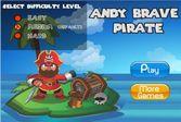 Пираты морей - найди выход с острова и накажи обидчика