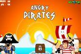 Злой пират - война пиратских судов