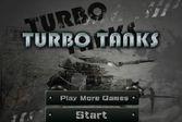 Турбо танк - выполни все задания