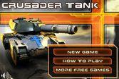 Танк крестоносец - управляйте боевой машиной