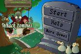 Новые растения против зомби