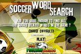 Футбольная головоломка - составляем слова