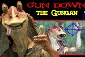 Стрельба по Гунгану - Звёздные войны