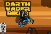 Лего Дарт Вейдер байкер - научи злодея быть добрым