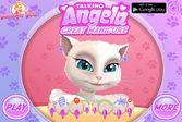 Говорящая Кошка Анджела 1 2 3 4 5 6 7 8 9 10