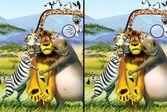Мадагаскар: отличия для детей