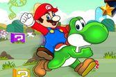 Приключения Марио - путешествуй вместе с Йоши