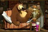 Маша и Медведь «Найди отличия»