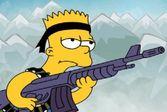 Симпсоны: Барт Рембо - выступи против политики местных властей