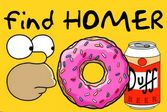 Найди Гомера - найди словосочетание
