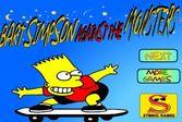 Барт Симпсон против монстров