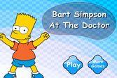 Барт Симпсон у доктора