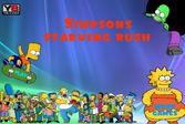 Голодное ускорение Симпсонов - путешествие на мотоцикле