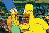 Гомер спасает Мардж - найдите возлюбленную