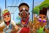 Subway Surfers - Кения, красочный пазл