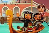 Subway Surfers: Венеция - собираем пазл вместе