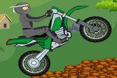Ниндзя на мотоцикле