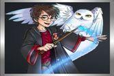 Гарри Поттер - найти отличия в изображениях волшебника