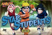 Наруто - Звезда Студентов помогает Тазуну