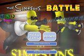 Битва Симпсонов - уцелей в жестокой схватке