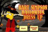 Барт Симпсон Хэллоуин-одевалка