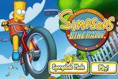 Симпсоны: байк ралли - пройди захватывающую гонку