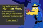 Симпсоны: охота Германа - убейте всех приступников