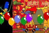 Цирковая езда Симпсонов - выполняй трюки