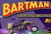 Бартмен — зомби-терминатор - спасите город от нашествия зомби