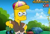 Одевалки: Барт Симпсон - одень любимого героя