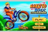 Велогонка Наруто - лесное соревнование