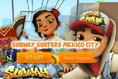 Subway Surfers: Мехико - пазлы