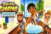 Subway Surfers мировой тур - Греция