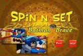 Вращай и фиксируй - Храбрый Бэтмен: соберите изображение