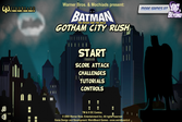 Бэтмен: Напряжение в Готэм Сити