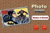 Фото-беспорядок Бэтмен против Дракулы