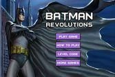 Бэтмен: Инопланетная революция в Готэм сити