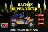 Бэтмен: поездка на супер грузовике