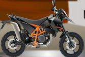 Тюнинг мотоцикла KTM 690 SM-R