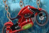 Киборг мотоцикл - управляй умным роботом