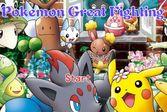 Битва Покемонов - помоги маленькому Пикачу