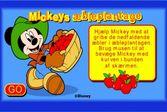 Микки Маус - уборка яблок в саду Диснея