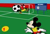 Футбольная Земля Микки приглашает на игру
