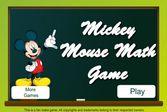 Математика с Микки Маусом, найдите правильный ответ