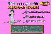 Принцесса Жасмин скрытые звезды на изображении