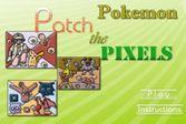 Pokemon - Patch The Pixels - собери изображение любимых героев
