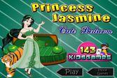 Принцесса Жасмин: Симпатичная спальня