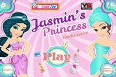 Королевский Макияж для Жасмин Прекрасной