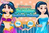 Жасмин: Секреты Макияжа для юных принцесс